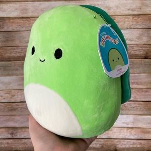 Squishmallow Henry The Green Turtle NEW